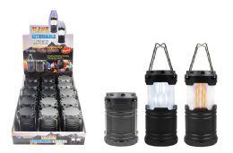 15 Units of COB LED MINI POP UP FLICKERING FLAME LANTERN ULTRA BRIGHT - Lamps and Lanterns
