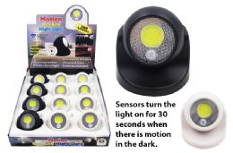 12 Units of COB LED MOTION ACTIVATED DIRECTIONAL LIGHT ULTRA BRIGHT - Lamps and Lanterns