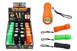 20 Units of COB LED PROMO FLASHLIGHT ULTRA BRIGHT - Flash Lights