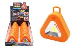 18 Units of COB LED TRIANGULAR FLASHER ULTRA BRIGHT - Lamps and Lanterns