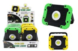 8 Units of HEAVY DUTY COB LED WORK LIGHT 400 LUMENS - Lamps and Lanterns
