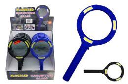 12 Units of XLARGE COB LED MAGNIFYING GLASS - Magnifying  Glasses