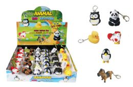 30 Units of Animal Led Keychains - Key Chains