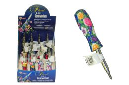 16 Units of 6 In 1 Floral Screwdriver - Screwdrivers and Sets
