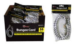 36 Units of Bungee Cord - Bungee Cords