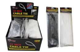 36 Units of CABLE TIES - Cables and Wires