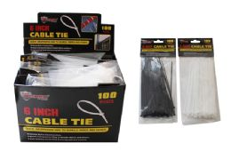 48 Units of CABLE TIES - Cables and Wires