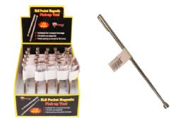25 Units of Extendable Magnetic Pick Up Tool - Hardware