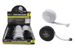 24 Units of Flex Tape Measure - Tape Measures and Measuring Tools