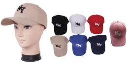 120 Units of New York Base Ball Cap - Baseball Caps & Snap Backs