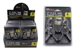 32 Units of NYLON SPRING CLAMPS - Clamps
