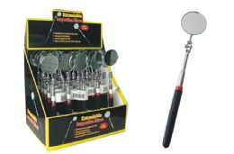 25 Units of Telescoping Inspection Mirror - Hardware Miscellaneous
