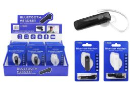30 Units of BLUETOOTH WIRELESS HEADSET - Cell Phone Accessories