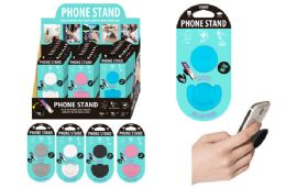 60 Units of COLLAPSIBLE PHONE GRIP ASSORTED COLOR - Cell Phone Accessories