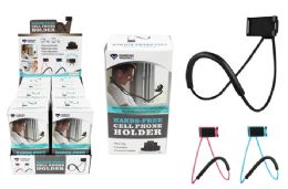 24 Units of Hands Free Cell Phone Holder - Cell Phone Accessories