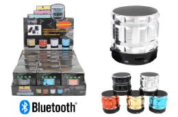 12 Units of BLUETOOTH WIRELESS SPEAKER - Speakers and Microphones