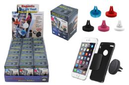 18 Units of MAGNETIC CAR AIR VENT PHONE HOLDER - Cell Phone & Tablet Cases