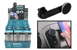 18 Units of MAGNETIC CAR VENT PHONE MOUNT WITH EXTENDED ARM - Cell Phone & Tablet Cases