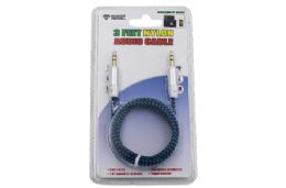 24 Units of Micro USB Cable Carded - Cables and Wires