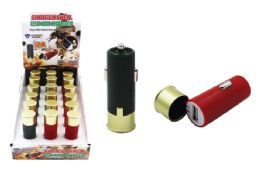 90 Units of SHOTGUN SHELL USB CAR CHARGER - Chargers & Adapters