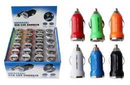 24 Units of USB CAR CHARGER - Chargers & Adapters