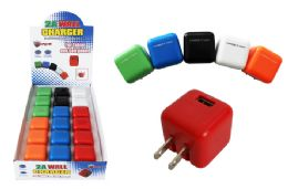 18 Units of USB WALL CHARGER 2 AMP - Chargers & Adapters