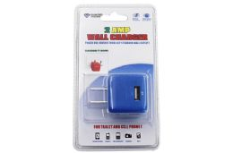 12 Units of USB WALL CHARGER - Chargers & Adapters