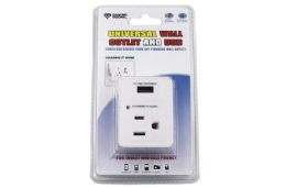 12 Units of USB WALL CHARGER CARDED - Chargers & Adapters