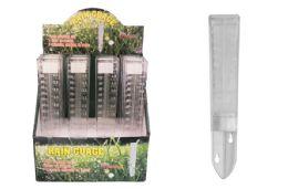 72 Units of RAIN GAUGE - Garden Tools