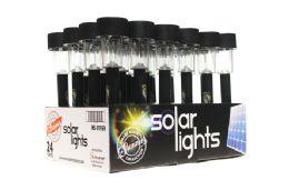 72 Units of SOLAR PATH LIGHT - Garden Decor