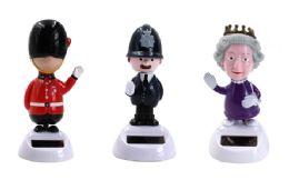144 Units of British Sunny Jiggler - Summer Toys