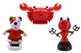 108 Units of Bulldog Crab Devil Sunny Jiggler - Summer Toys