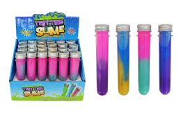 24 Units of TEST TUBE SLIME - Slime & Squishees