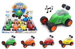 24 Units of Stunt Car With Lights And Sounds - Cars, Planes, Trains & Bikes