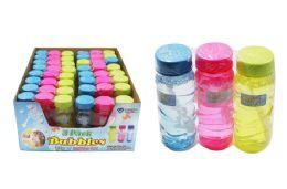 64 Units of Bubbles 3 Pack - Bubbles