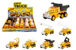 24 Units of Construction Truck - Cars, Planes, Trains & Bikes