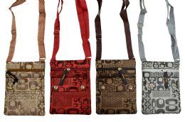48 Units of Designer Cross Body Purse - Shoulder Bags & Messenger Bags