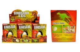 48 Units of Dinosaur in Egg - Magic & Joke Toys
