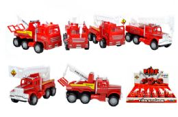 48 Units of Fire Truck - Cars, Planes, Trains & Bikes