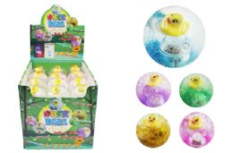 72 Units of Flashing Duck Ball - Light Up Toys