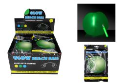 54 Units of Glow Beach Ball - Light Up Toys