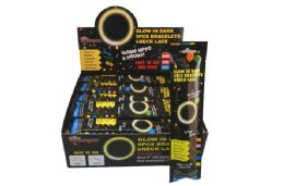 72 Units of Glow in the Dark Bracelets And Necklace - Light Up Toys