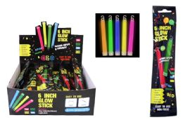 72 Units of Glow Stick - Light Up Toys