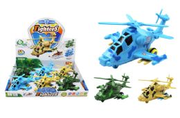 24 Units of Helicopter With Lights And Sounds - Cars, Planes, Trains & Bikes