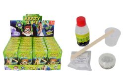 72 Units of Make Your Own Slime Kit - Slime & Squishees