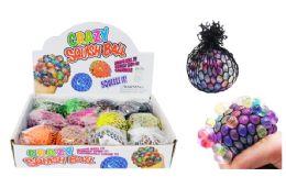 72 Units of Mesh Squish Ball - Slime & Squishees