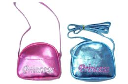 72 Units of Metallic Princess Coin Purse - Coin Holders & Banks