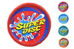 48 Units of Nylon Super Disc - Summer Toys