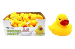 48 Units of Rubber Ducky - Summer Toys
