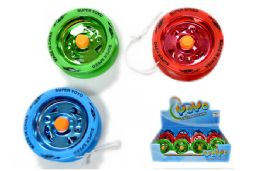 48 Units of Super Yo Yo - Light Up Toys